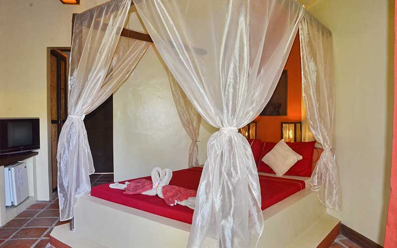 Reefretreat Boracay Deluxe Double Room