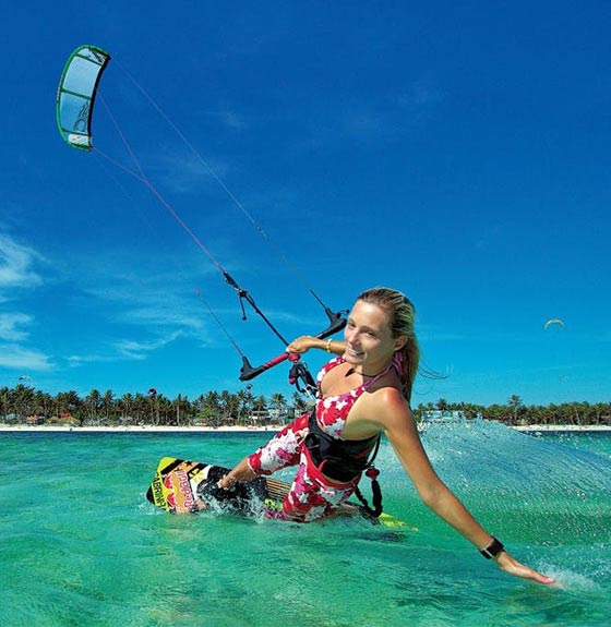 Kite Surfing Boracay